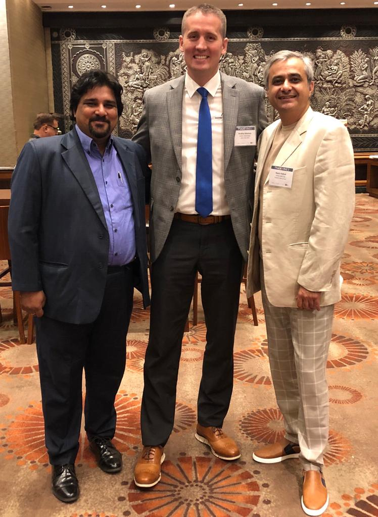 Navin at Trade Winds US companies doing business with India
