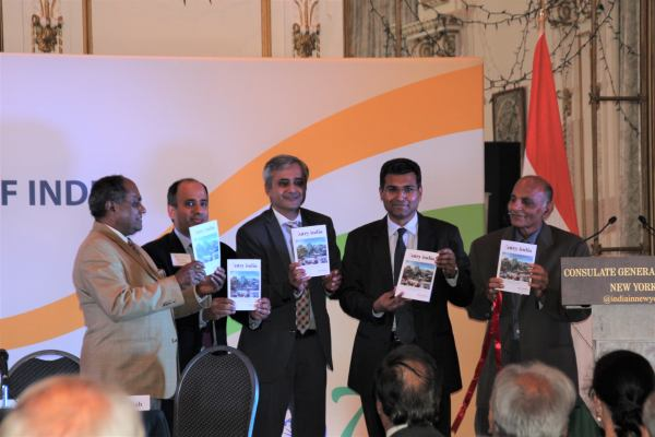 India Business and Travel Guide Launch at Indian Consulate New York